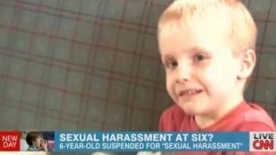 Hunter Yelton est accusé de harcèlement sexuel