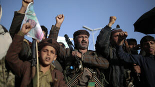 YEMEN HOUTHI REBELS BLINKEN