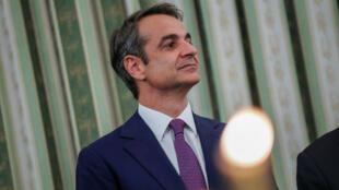 Le nouveau Premier ministre grec, Kyriakos Mitsotakis, s'est engagé à baisser fortement les impôts en Grèce.
