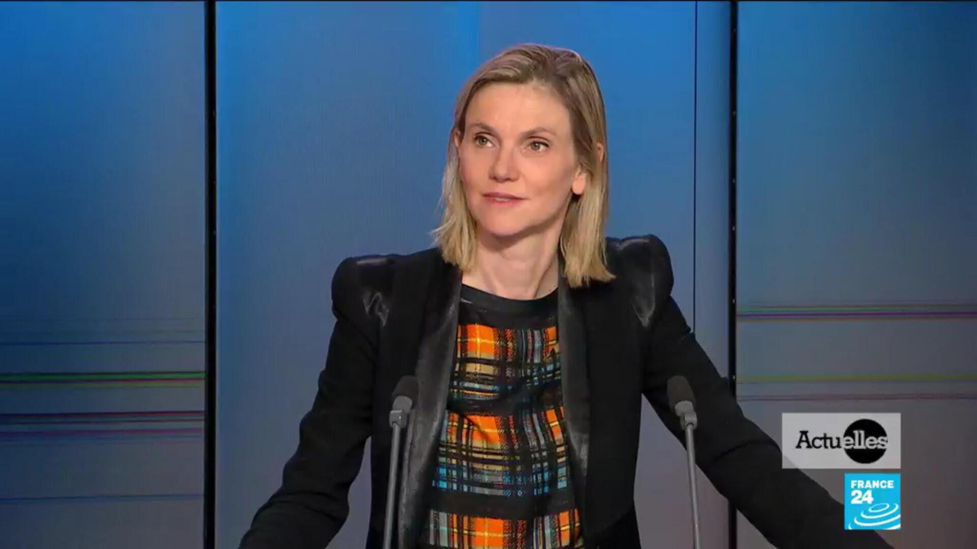 Agnès Pannier-Runacher, ministre déléguée à l'Industrie