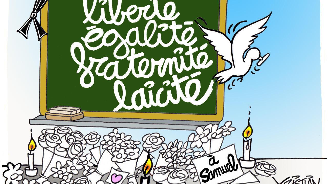 11 Kristian (France) - Cartooning for Peace