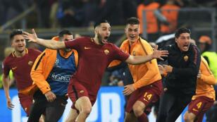 L'AS Roma a réalisé un retentissant exploit en sortant le FC Barcelone.