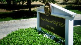 Le club de golf de Bedminster (New Jersey), appartenant à Donald Trump, aurait employé plusieurs sans-papiers.
