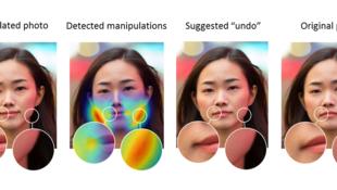 تطبيق يكشف استخدام فوتوشوب لتعديل الملامح في الصور