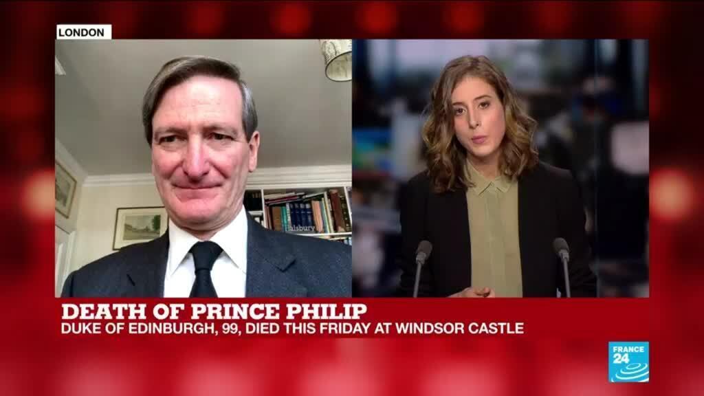 2021-04-09 16:01 Death of Prince Philip: Duke of Edinburgh, 99, died at Windsor Castle