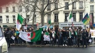 انتخابات الجزائريين في فرنسا