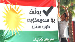 L'exécutif de la région autonome du Kurdistan irakien organise un référendum sur l'indépendance de la province le 25 septembre.