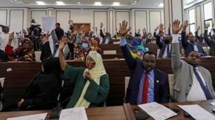 SOMALIA PARLIAMENT PRESIDENTIAL