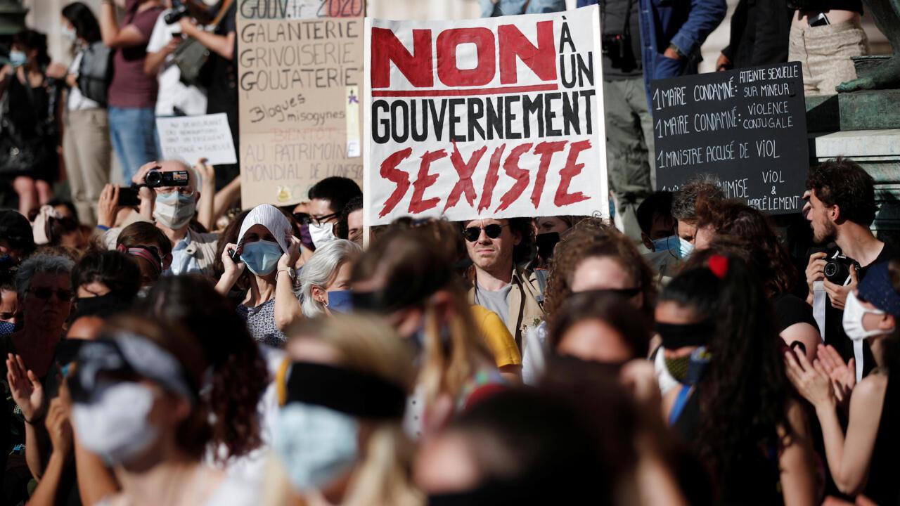 Defending minister accused of rape, Macron warns against 'judgement by social media'