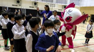 Coronavirus Japan children schools