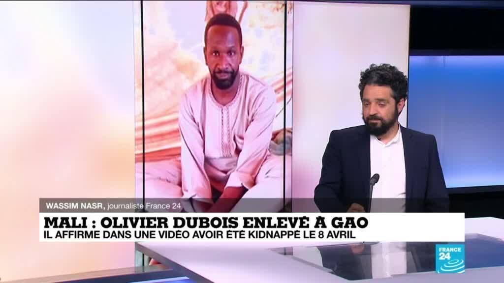 2021-05-05 15:02 Enlèvement d'Olivier Dubois au Mali : dans quelles conditions le journaliste français a-t-il été kidnappé à Gao ?