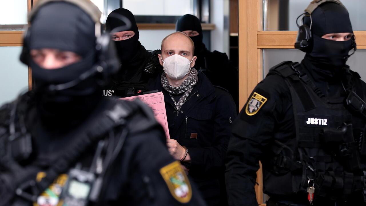 German man gets life sentence for Yom Kippur synagogue attack - FRANCE 24 English