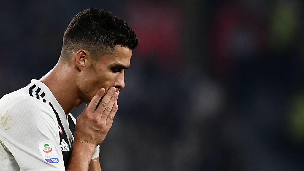 Ronaldo sued over alleged rape in Las Vegas hotel