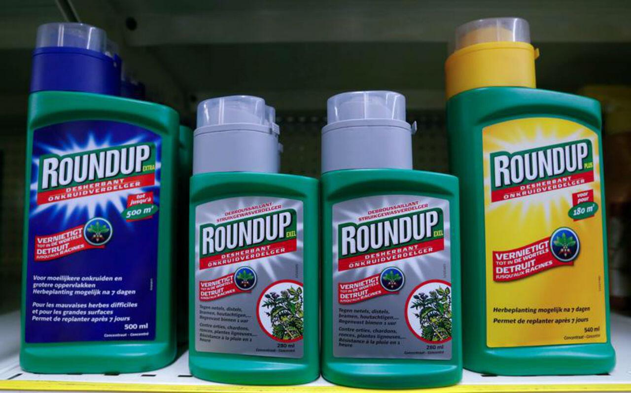 La consommation de glyphosate en France s'élève à plus de 8000 tonnes par an.