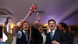 Les Britanniques ont voté jeudi en faveur d'une sortie de l'Union européenne.