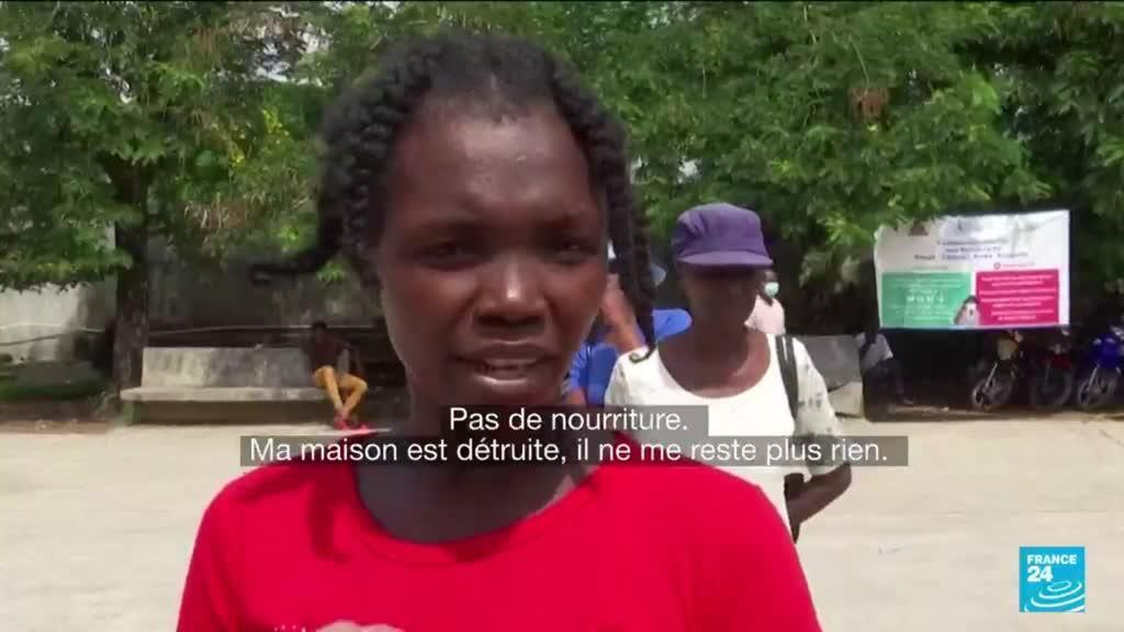2021-08-20 10:13 Séisme en Haïti : près de 2.200 morts, difficultés pour acheminer l'aide aux sinistrés