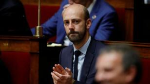 Le député de Paris Stanislas Guerini à l'Assemblée nationale, le 27 novembre 2018.