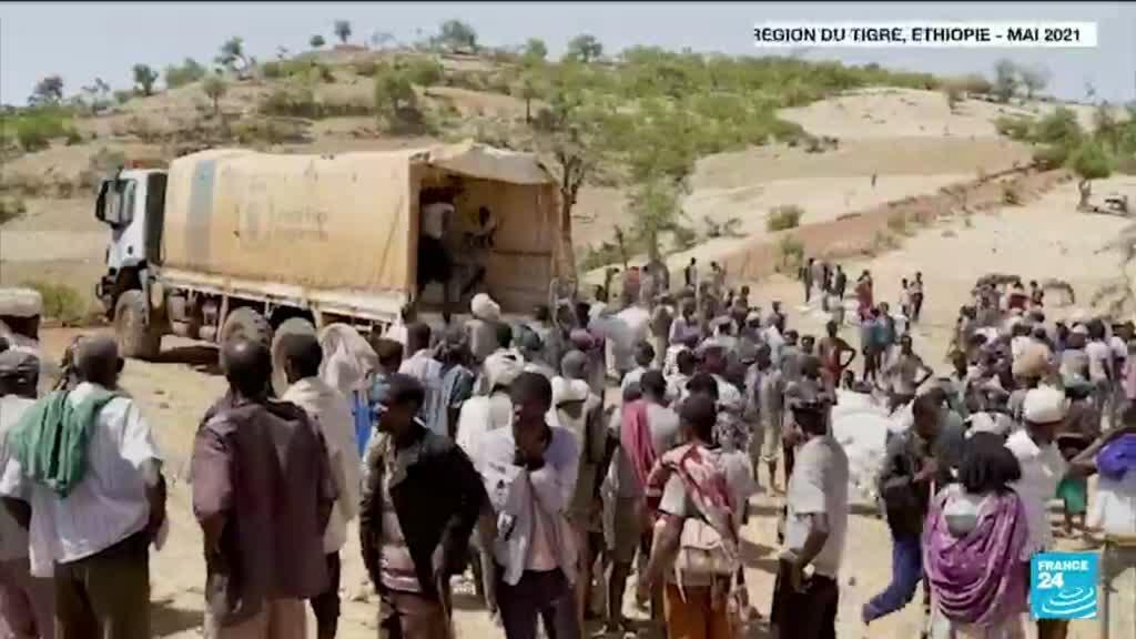 2021-06-11 12:05 Ethiopie : la famine menace 350 000 personnes dans la région du Tigré