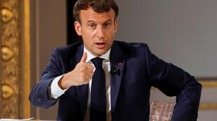 الرئيس الفرنسي إيمانويل ماكرون يعلن تغييرات في الحضور العسكري لبلاده في منطقة الساحل