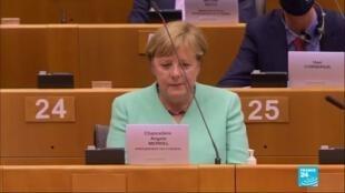 2020-07-08 18:01 La présidence de l'UE : un cadeau empoissonné ?