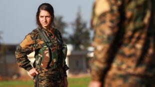"""La Turquie a averti mardi 25 décembrequ'il n'était """"pas bénéfique"""" pour la France de maintenir une présence militaire en Syrie pour """"protéger"""" une milice kurde."""