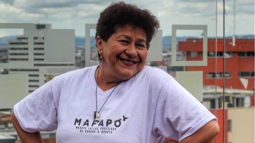 Blanca Monroy, madre de Julián Oviedo Monroy, lamenta la impunidad en el caso de su hijo, asesinado por la fuerza pública, pero espera que la JEP le abra el camino hacia la Justicia y la verdad.