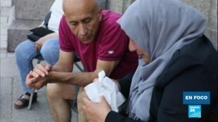 En Foco - refugiados sirios Dinamarca