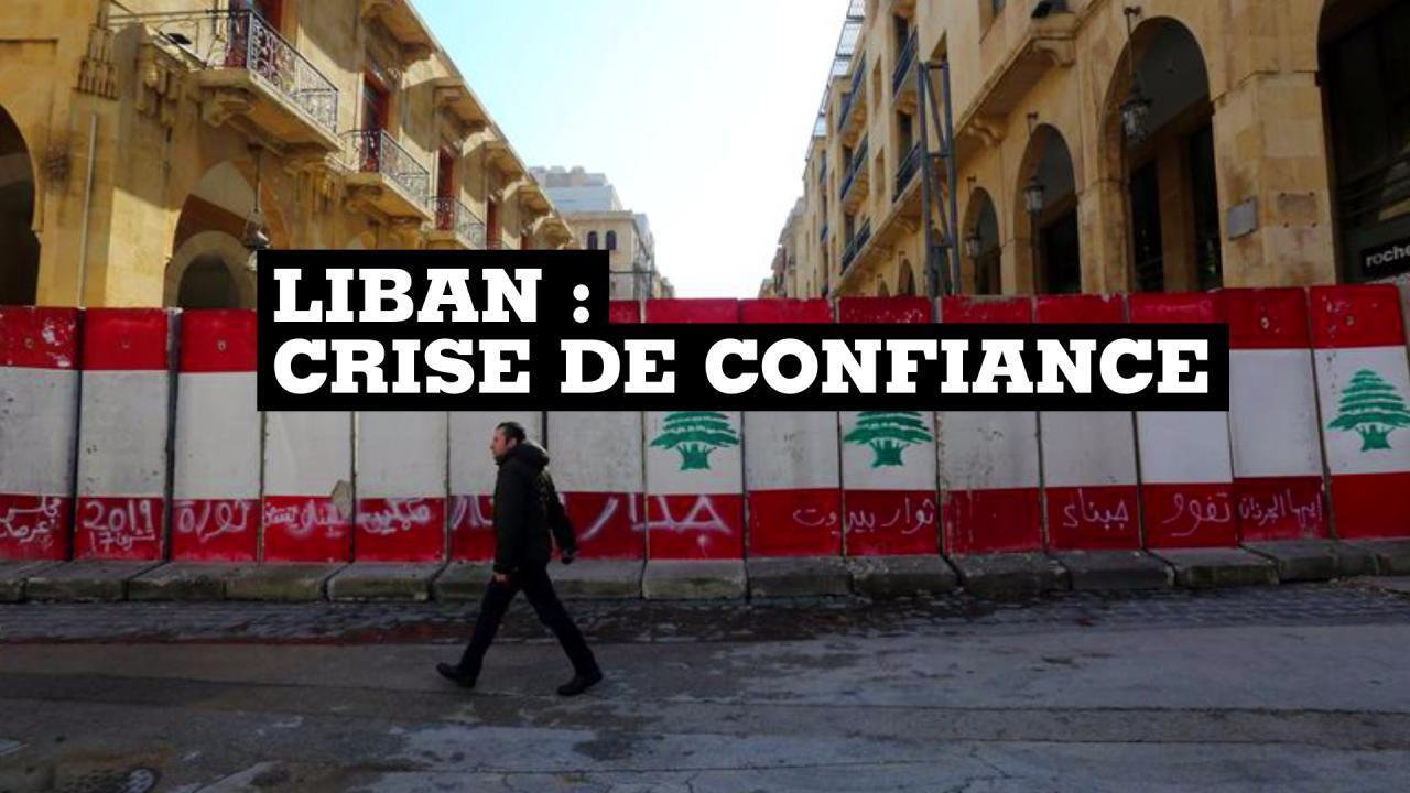 Liban : crise de confiance
