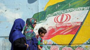 Des Iraniennes à Téhéran, le 19 septembre 2019.