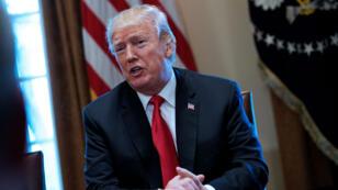 Donald Trump a annoncé d'importantes taxes sur les importantations d'acier et d'aluminium.