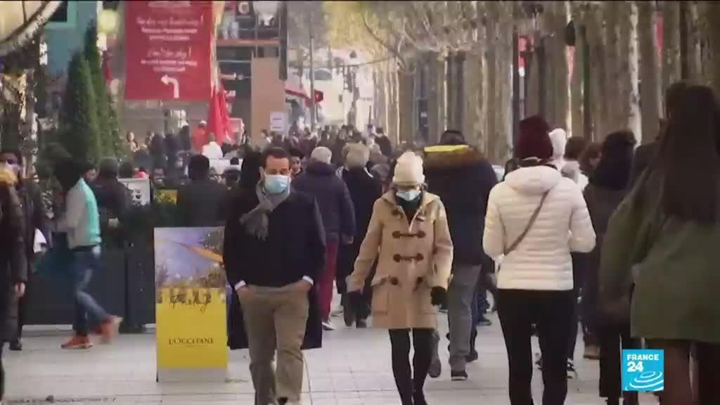 2020-12-02 13:06 Mental health experts warn of lockdown impact in France