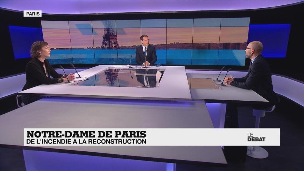 Notre-Dame de Paris : de l'incendie à la reconstruction
