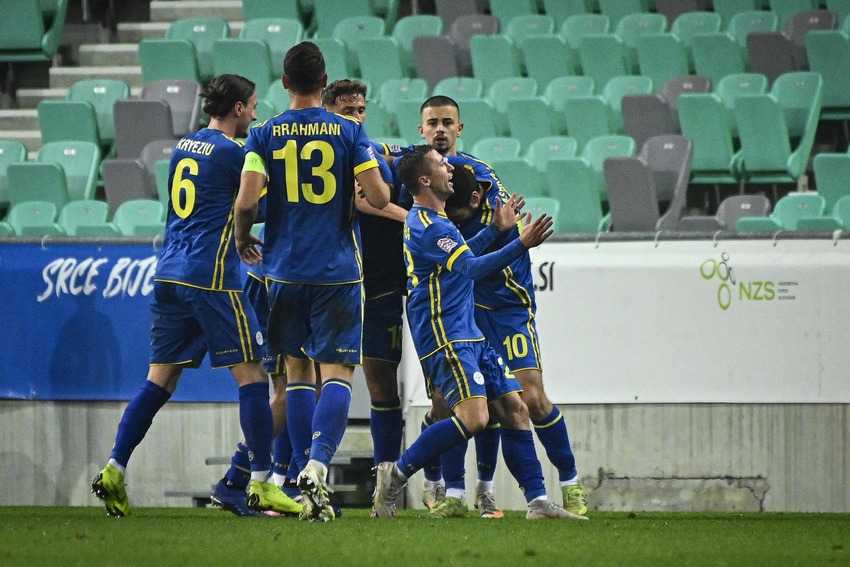 Football kosovo diplomatie