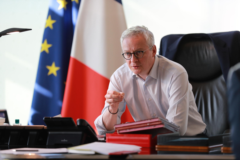 Le Maire - Eurogroup