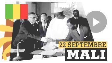 Mali PKG indépendance anniversaire