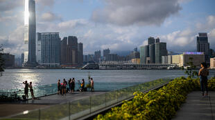 Two cases of coronavirus in Hong Kong have ended a 24-day run of no new infections