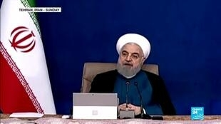 2020-09-21 08:04 New US sanctions on Iran: Rouhani says US faces 'maximum isolation' as world powers dismiss move