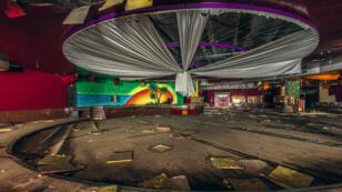La discothèque Divina, en Italie.