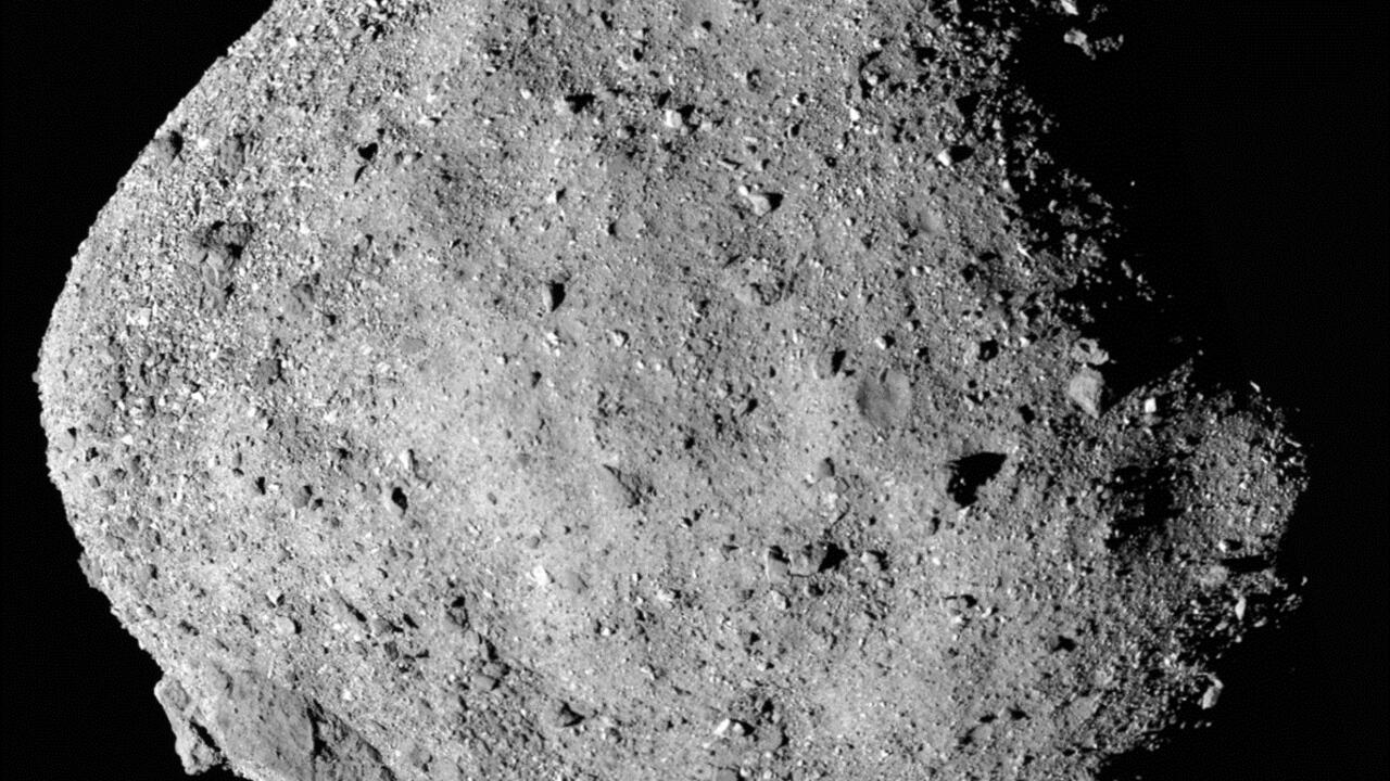 US probe to touch down on asteroid Bennu on October 20 - FRANCE 24