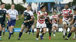 Les Eagles ont perdu en août face au Japon (20-34) la finale de la Coupe des nations du Pacifique