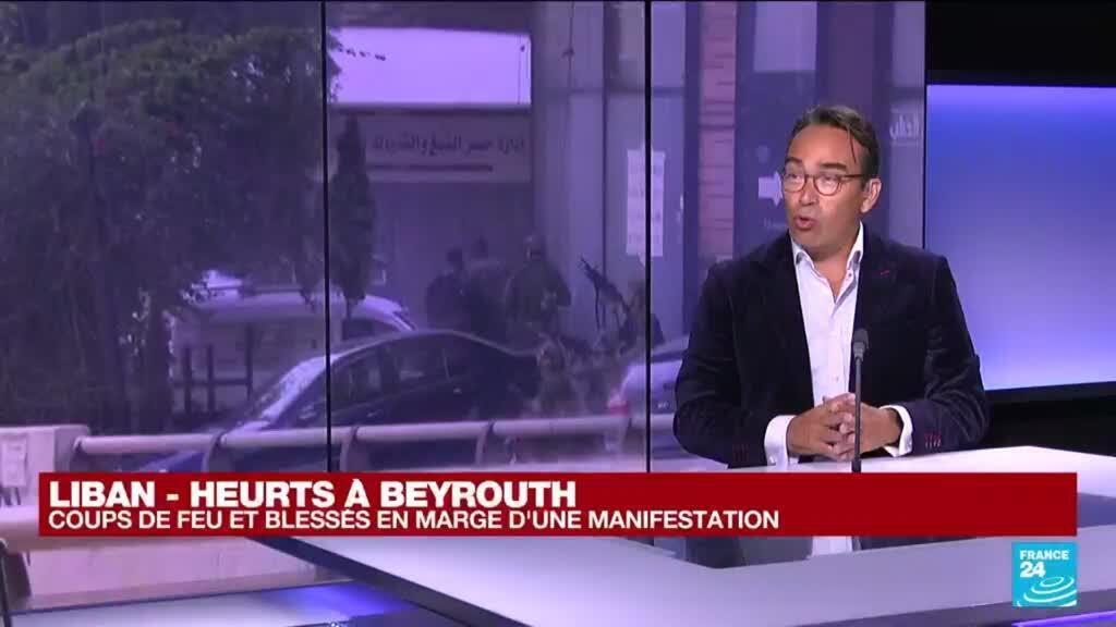 2021-10-14 12:03 Heurts au Liban : les investigations du juge Bitar sur l'explosion de Beyrouth au cœur de la contestation