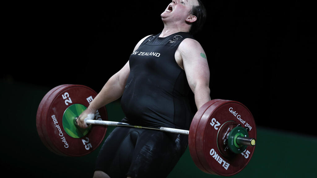 New Zealand's Hubbard is first transgender weightlifter to compete at Olympics