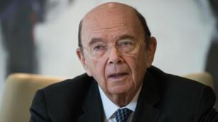 """Le ministre du Commerce américain Wilbur Ross fait partie des noms cités dans les """"Paradise Papers""""."""