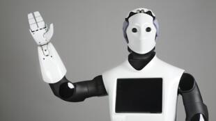 Pal Robotics a pour l'instant vendu un exemplaire de son robot Reem à la police de Dubaï.
