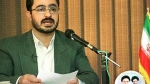 مدعي عام طهران السابق سعيد مرتضوي المقرب من الرئيس الإيراني السابق محمود أحمدي نجاد
