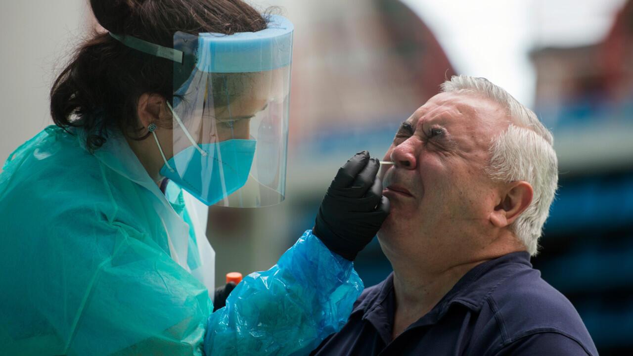 En Espagne, le nombre de cas de coronavirus diagnostiqués, au 30 juillet 2020, s'élève à 1 525.