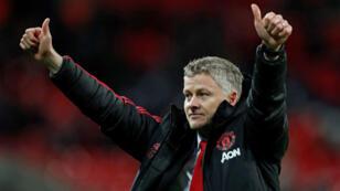 Ole Gunnar Solskjær, remplaçant de José Mourinho sur le banc de Manchester United.