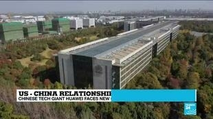 2020-02-14 13:42 China's tech giant Huawei facing new criminal charges from Washington