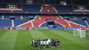 Face au vénérable Bayern, le PSG nouveau veut montrer ses muscles