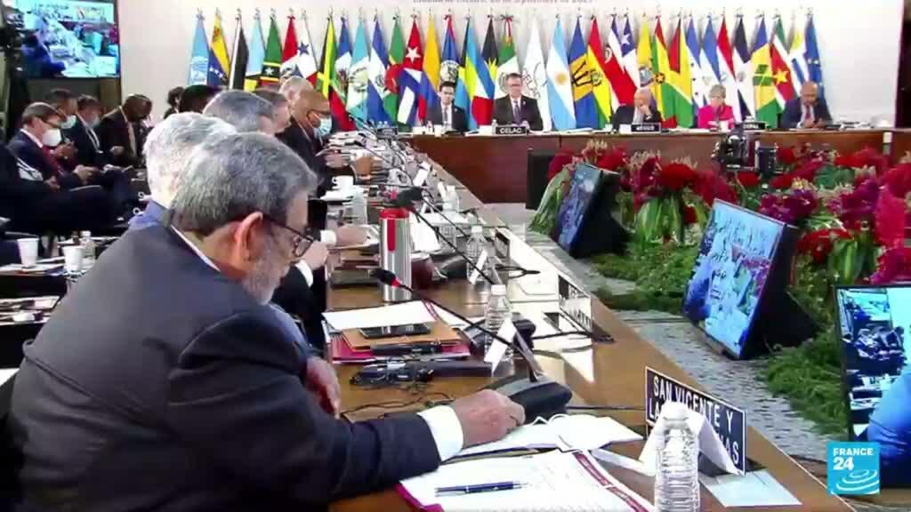 2021-09-18 22:06 La riña histórica entre la Celac y la OEA